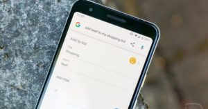 Tip: If You Want to Use Google Keep for Shopping Lists, Add Items With Voice Search