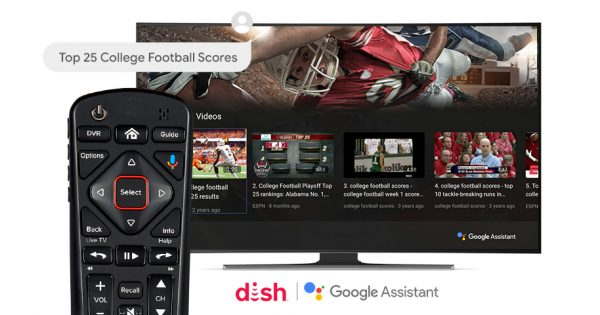 Google Assistant Comes to DISH Hopper Boxes Via Update and New Remote