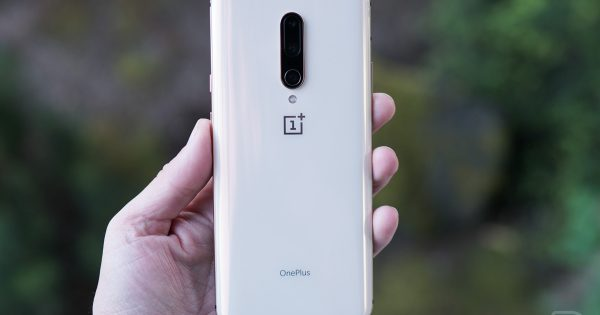 OnePlus 7 Pro Gets OxygenOS Update With Various Fixes and August Security Patch