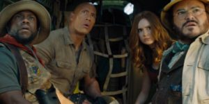 Leveling up: Danny DeVito and Danny Glover steal trailer for Jumanji sequel